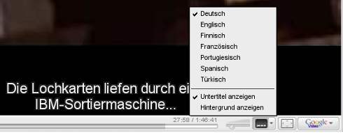 googleuntertitel