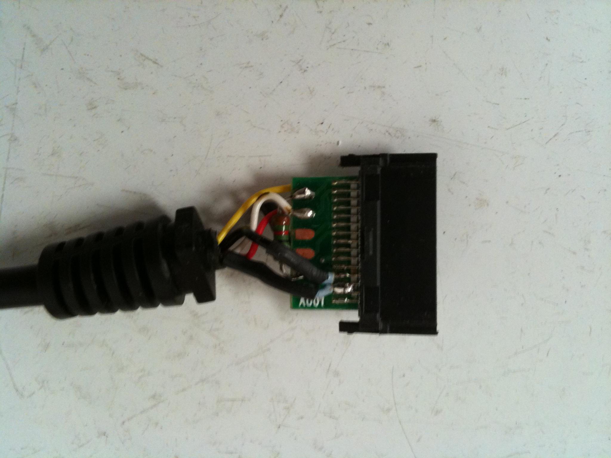 iPhone Kabel fürs Auto « Notizblog