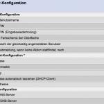 1 - Server Konfiguration